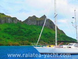 Amel Sharki - Raiatea Yacht Broker
