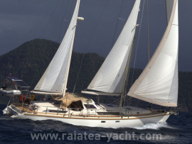 Amel 54 • RY checked - Raiatea Yacht Broker