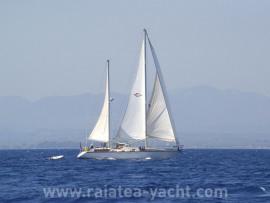 Amel Super Maramu 52'5 - Raiatea Yacht Broker