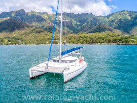 Athena 38 - Raiatea Yacht Broker