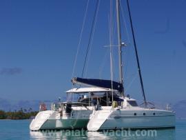 Bélize 43 Maestro - Raiatea Yacht Broker