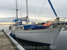 Cal 46 - UNDER OFFER - Raiatea Yacht Broker