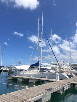 Cal2-46 - Raiatea Yacht Broker