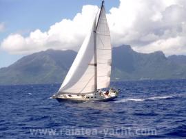 Cachito 45 - Raiatea Yacht Broker