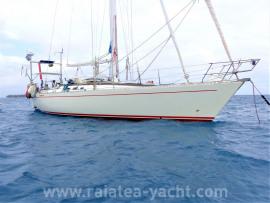Canados 44 SOLD/VENDU - Raiatea Yacht Broker