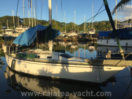 All the sailing boats | Raiatea-yacht com - Broker