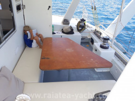 Catamaran One-off 45'