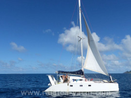 Catamaran One-off 45' - Raiatea Yacht Broker