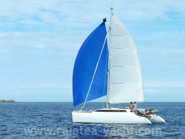Catbury 30 - Raiatea Yacht Broker
