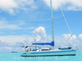 Chatam 47 DI Extrem - Raiatea Yacht Broker