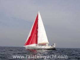 Cotre Alu 53 - Raiatea Yacht Broker