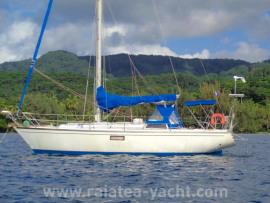 Dufour 35 A - Raiatea Yacht Broker