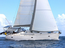 Elan 434 Impression - Raiatea Yacht Broker