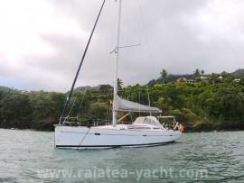 Elan 450 - Raiatea Yacht Broker