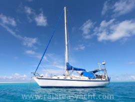 Ericson 38-200 - Raiatea Yacht Broker