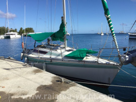 First 29 - Raiatea Yacht Broker