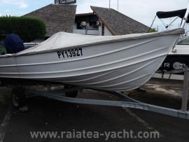 Fyran 16 - Raiatea Yacht Broker