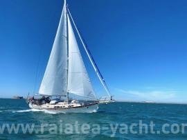 Hans Christian 43 T - Raiatea Yacht Broker