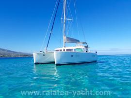 Lagoon 400 - Raiatea Yacht Broker
