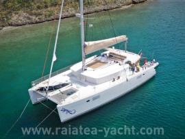 Lagoon 450 Flybridge A - Raiatea Yacht Broker