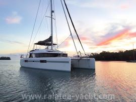 Lagoon 52F - Raiatea Yacht Broker