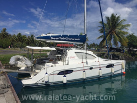 Leopard 39 - Raiatea Yacht Broker
