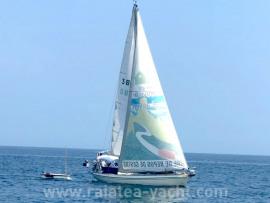 Melody 34 A SAISIR ! TO SEIZE! - Raiatea Yacht Broker