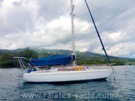 Melody 34 M - Raiatea Yacht Broker
