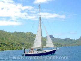 Midge 9,40 m - Raiatea Yacht Broker