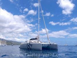 Nautitech 475 • RY checked - Raiatea Yacht Broker