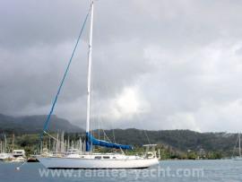 Newport 41 - Raiatea Yacht Broker