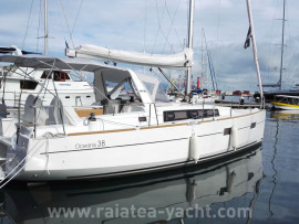 Oceanis 38 • Etat neuf ! / Condition as new! - Raiatea Yacht Broker