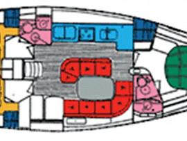Oceanis 440 G