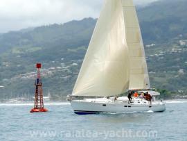 Oceanis 440 G - Raiatea Yacht Broker