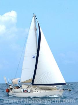 Ohlson 28 - Raiatea Yacht Broker