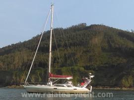 Ovni 39 - Raiatea Yacht Broker