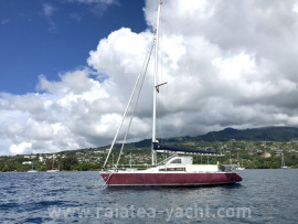 Plan Farr 36 - Raiatea Yacht Broker