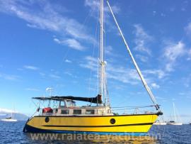Fifty One-Off acier 48 - Raiatea Yacht Broker