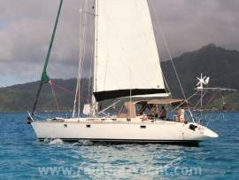 Sun Kiss 47 - Raiatea Yacht Broker