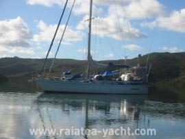 Swan 42 - Raiatea Yacht Broker