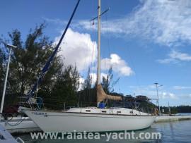 Tartan 37 VENTE EN COURS - Raiatea Yacht Broker
