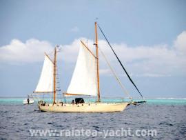 Thira 118 - Raiatea Yacht Broker