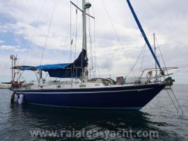 Trismus 37 - Raiatea Yacht Broker