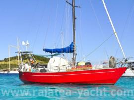 Vulcain V - Raiatea Yacht Broker