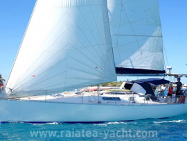 Actual 46 - Raiatea Yacht Broker