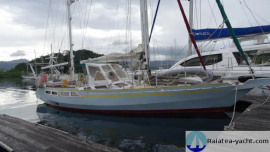 Aera 43 - Raiatea Yacht Broker
