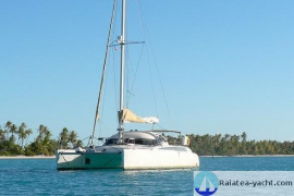 Antigua 37 Maestro - Raiatea Yacht Broker