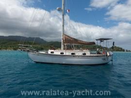 Baba 30 - Raiatea Yacht Broker