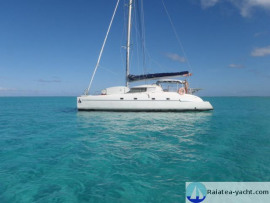Bahia 46 - Raiatea Yacht Broker