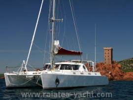Banana 43 - Raiatea Yacht Broker